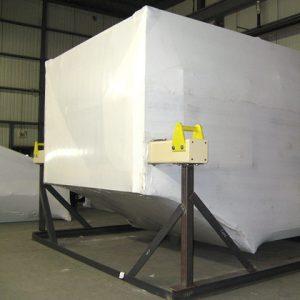 emballage de pièce pour expédition Beauchemin Industriel