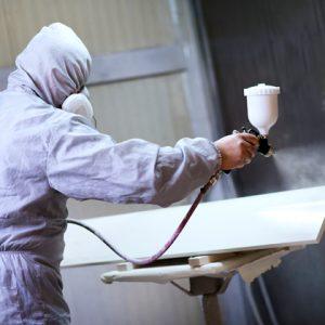 peinture, finition, Beauchemin Industriel