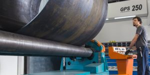 roulage, transformation du métal en feuille Beauchemin Industriel